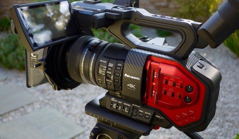 máy quay video