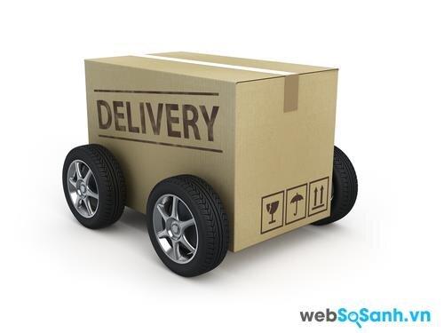 Bạn có thể tự đóng gói hoặc để công ty chuyển phát đóng gói hộ, tuy nhiên bạn nên chọn cách thứ 2
