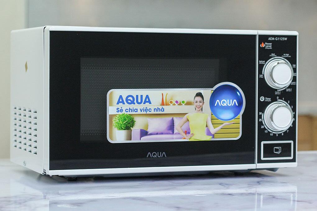 Đánh giá lò vi sóng Aqua