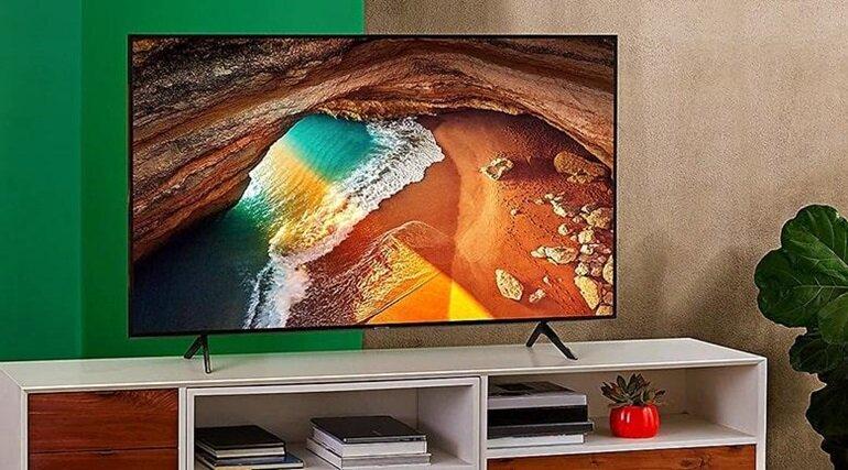 Samsung Smart TV UA55TU8100
