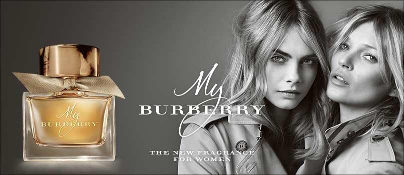 My Burberry lấy cảm hứng từ những chiếc áo khoác sùng bái hào nhoáng của thương hiệu Burberry và khu vườn London sau khi mưa