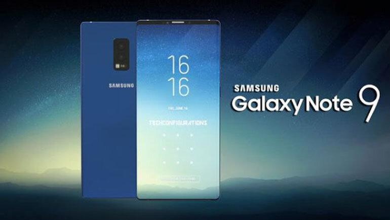 galaxy note 9 2018