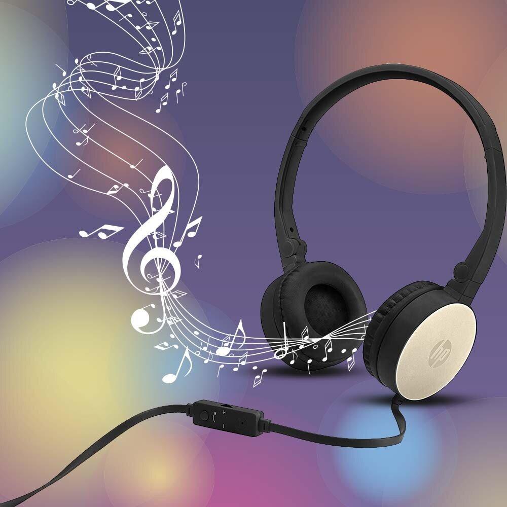 Tai nghe chụp tai có dây HP H2800