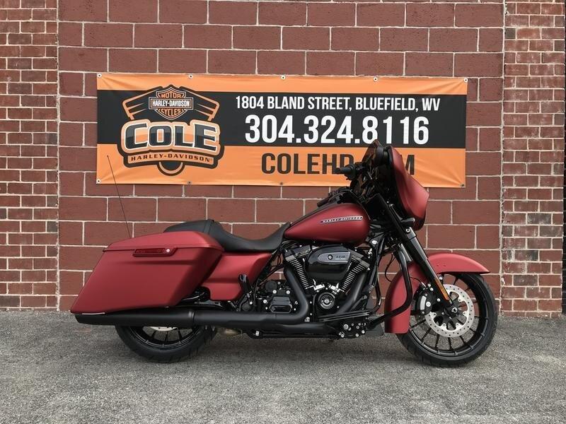 Harley Davidson Street Glide 2019