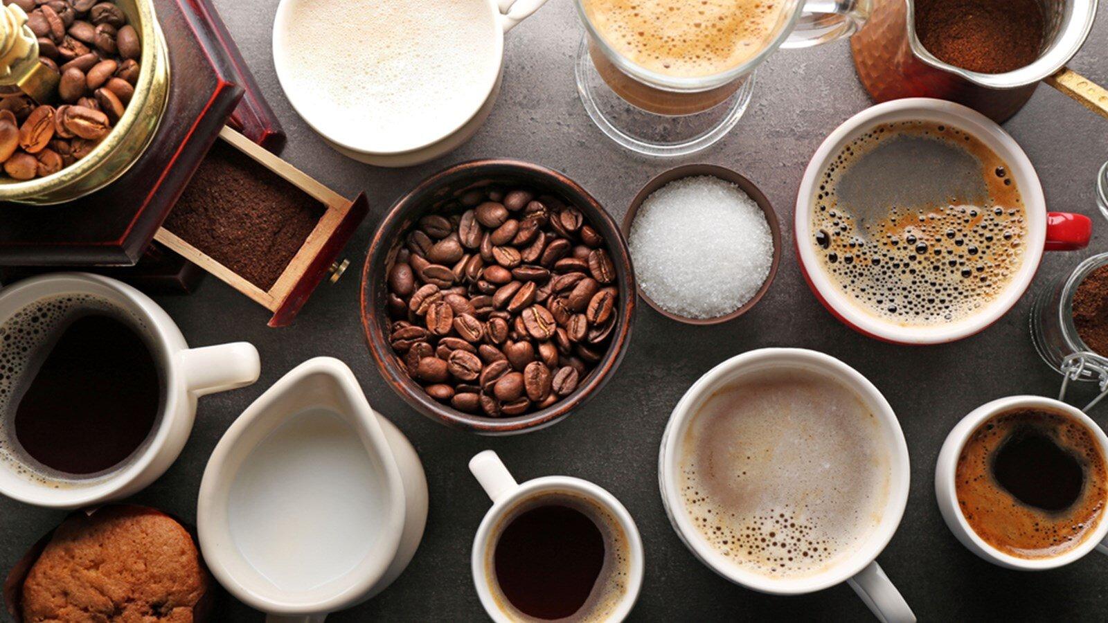 Tách cafe giúp tinh thần thoải mái
