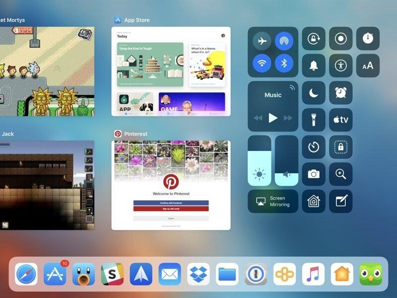 iPad có nhiều tính năng hữu ích cho người dùng