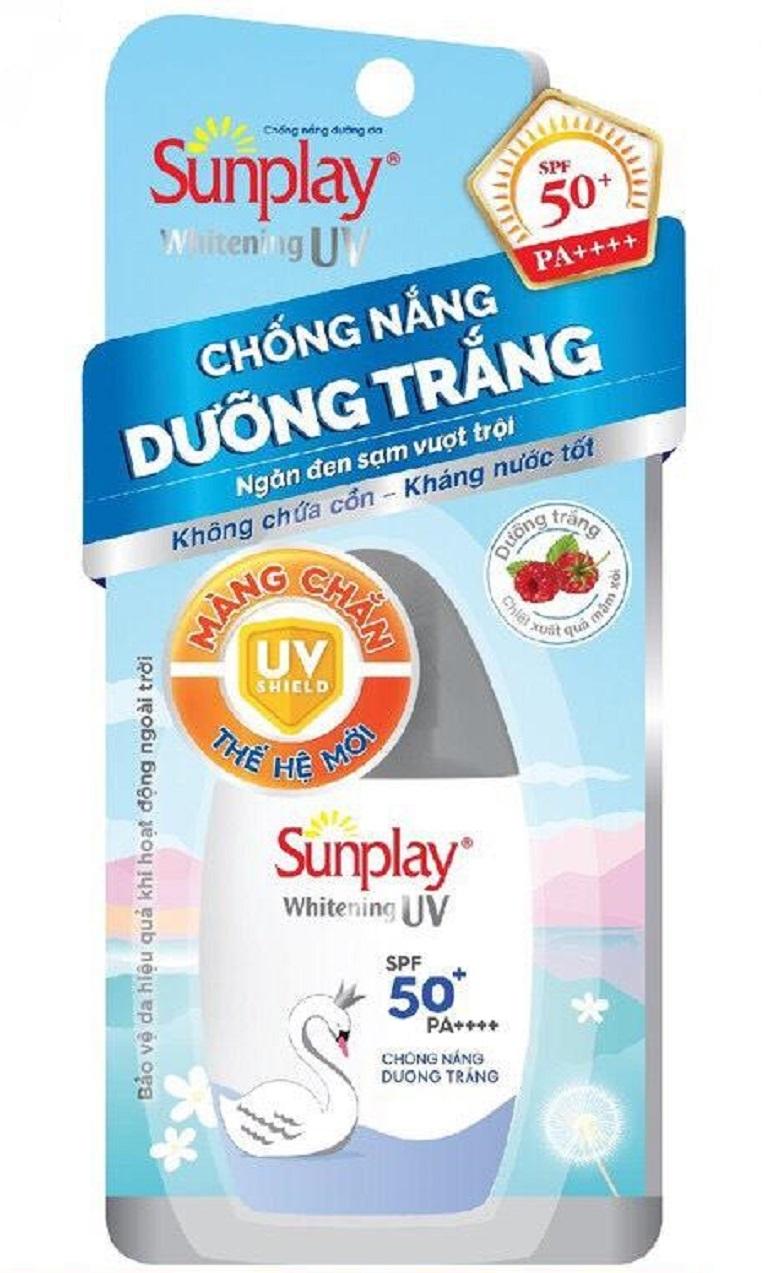 Kem chống nắng Sunplay Whitening UV
