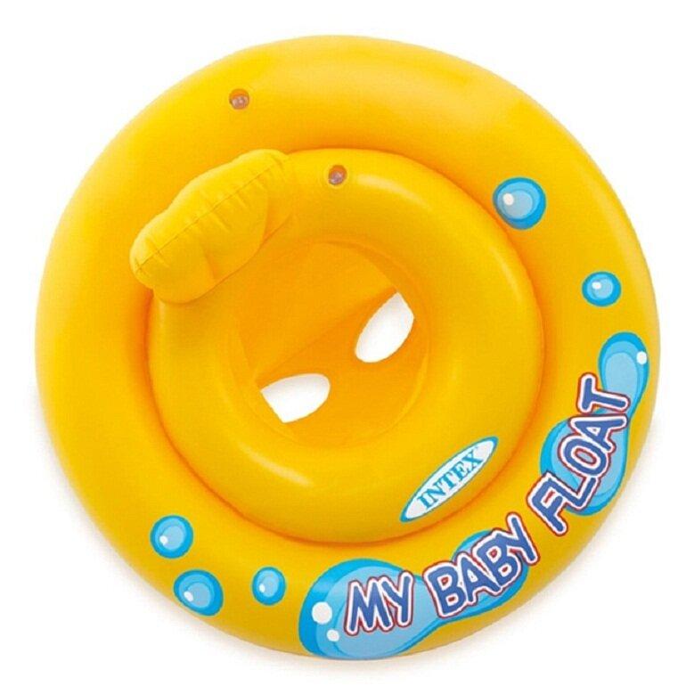 Phao bơi cho bé 1 tuổi chống lật Intex 59574