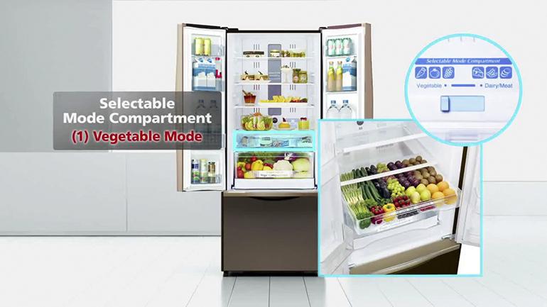 Lý do tủ lạnh ngăn đá dưới được người tiêu dùng ưa chuộng trong năm 2018
