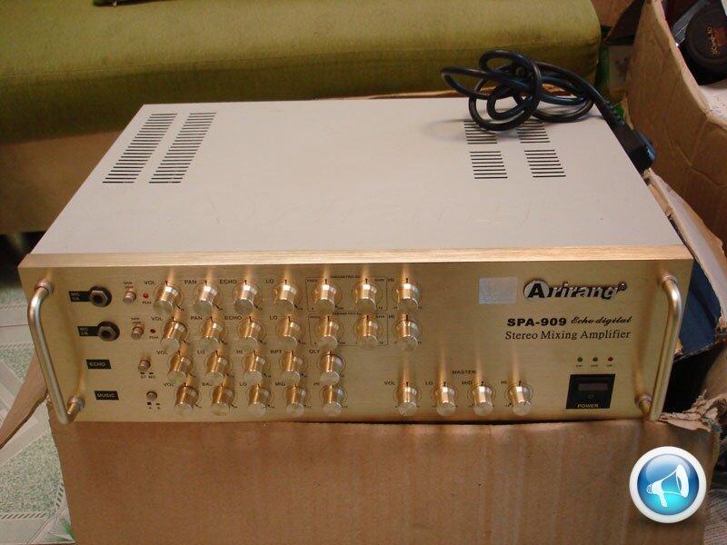 Amply Arirang được sử dụng phổ biến (Nguồn: loathongbao.com)