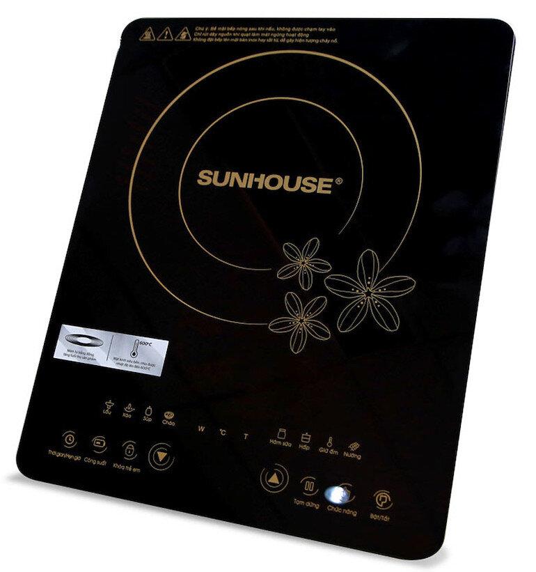 Bếp từ đơn SHD6800 - Dòng sản phẩm nổi bật của Sunhouse