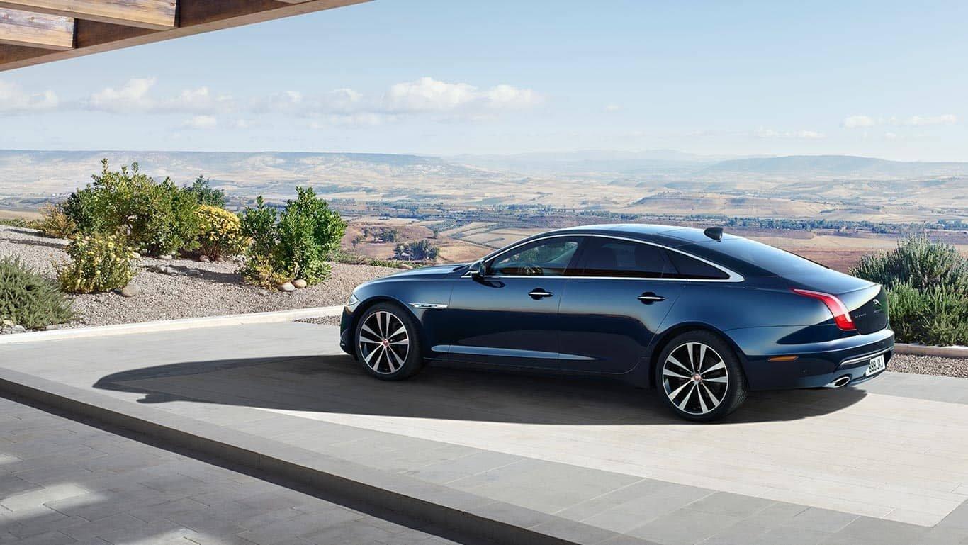 Mẫu xe Jaguar XJ 2019