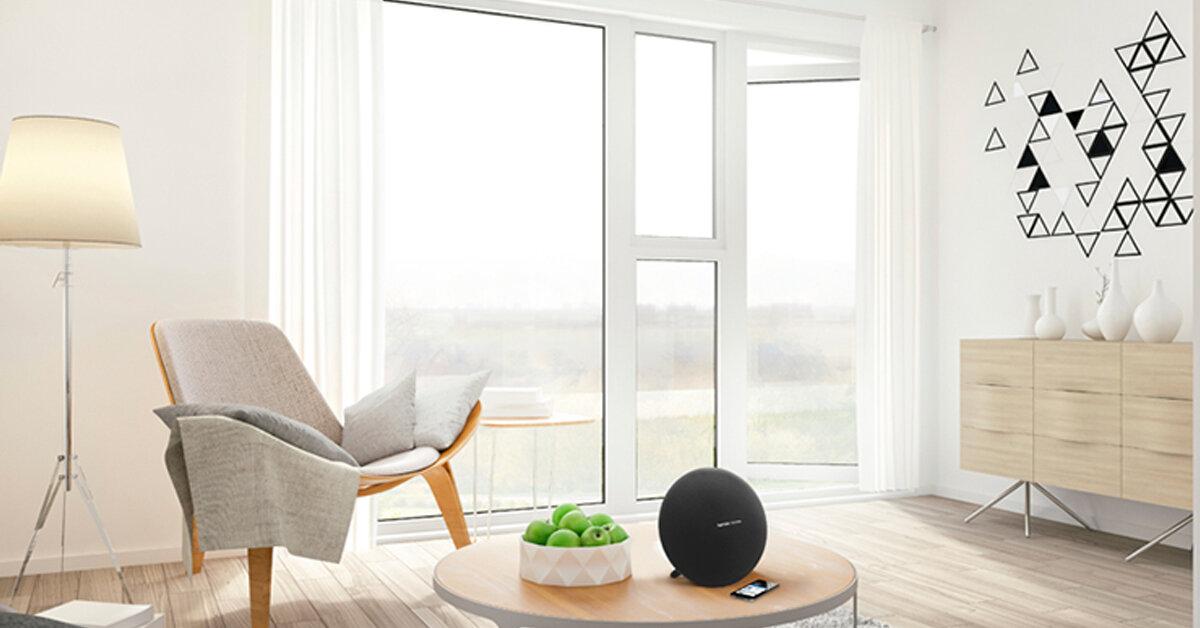 Review loa bluetooth Harman Kardon Onyx Studio 4 - Thiết kế sang trọng đẹp mắt, độ bền cao, âm thanh siêu tốt, kết nối đa dạng