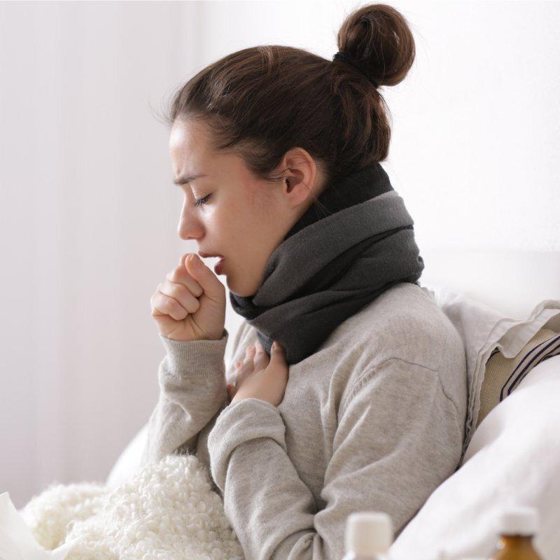 Lá tía tô hỗ trợ điều trị bệnh về hô hấp