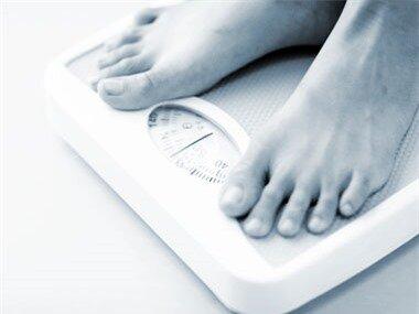 blood pressure weight gain