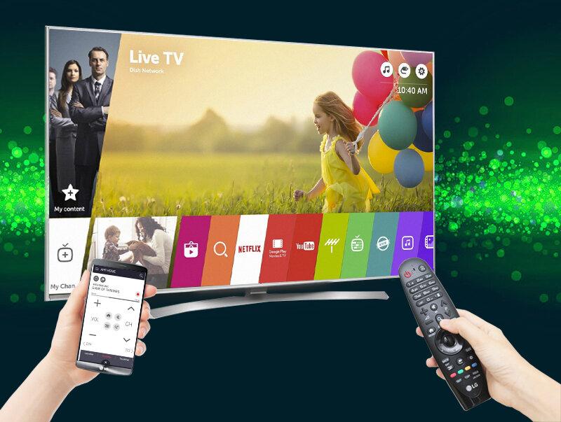 Dò tìm và kết nối với tivi mà bạn muốn