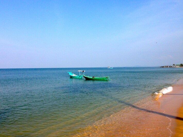 Bãi biển ở Phú Quốc