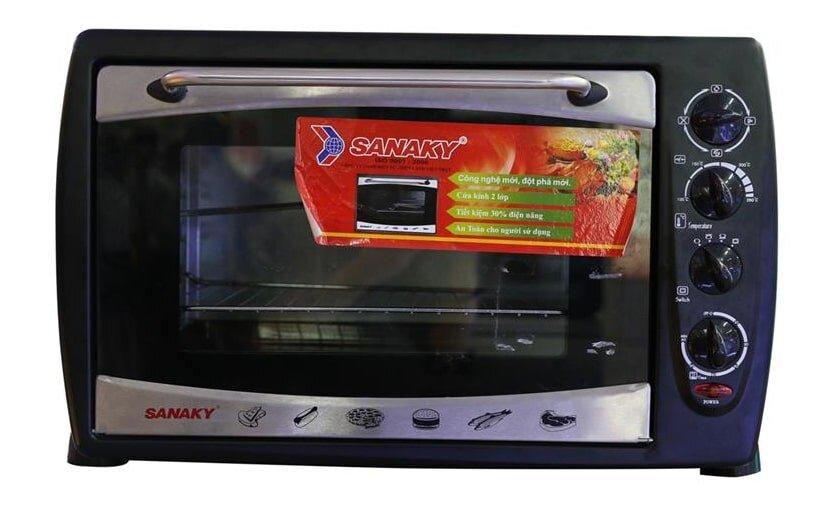 Sanaky VH-509 rất tiết kiệm điện