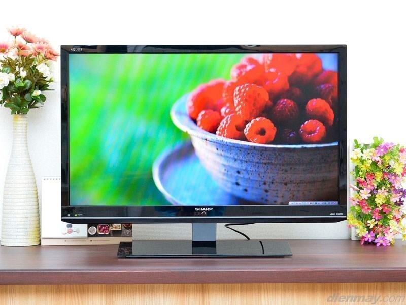 Tivi màn hình phẳng công nghệ Led đa dạng về mẫu mã