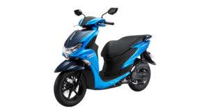 màu sắc xe máy yamaha freego