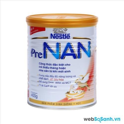 Sữa bột Nestle Pre Nan