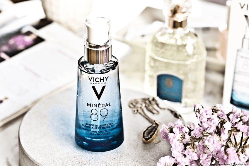 Review serum Vichy 89 có tốt không?