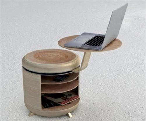 3 thiết kế bàn đa năng tuyệt vời cho nhà chật 5