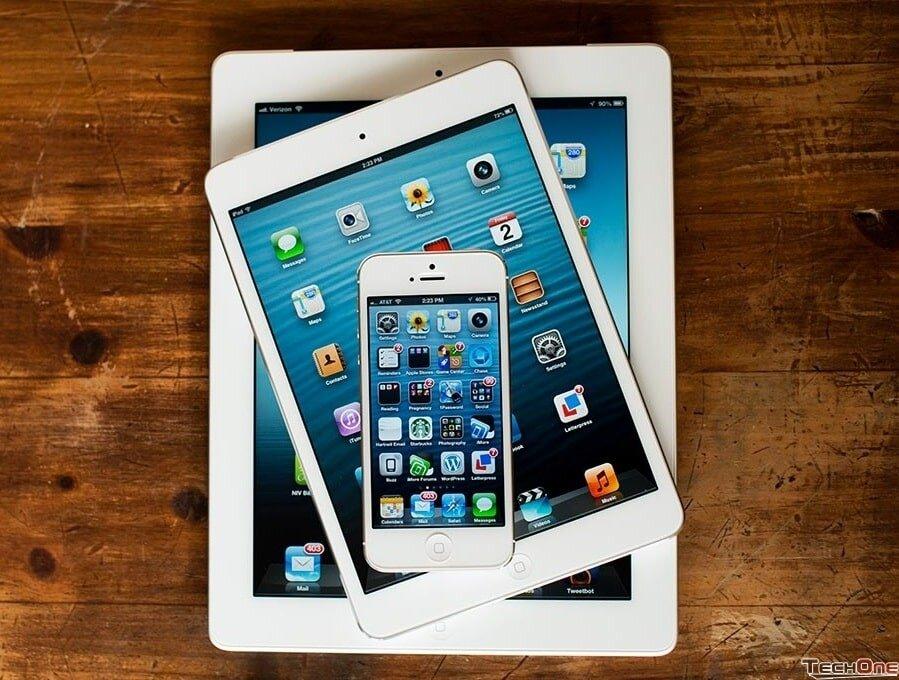 iPad mini 2 thiết kế mỏng nhẹ, sở hữu tính năng tuyệt vời.