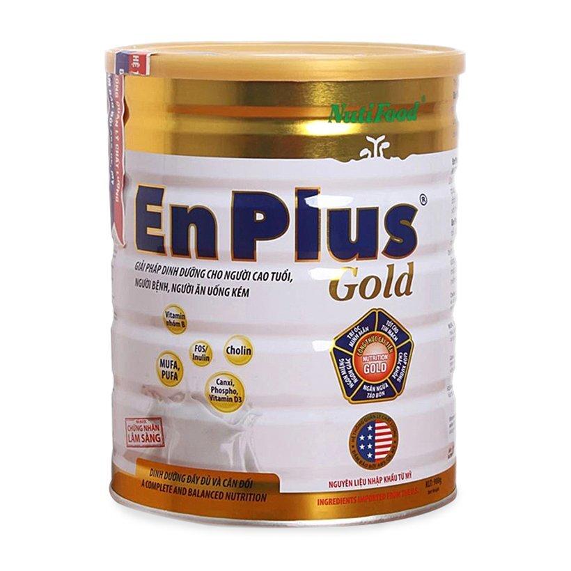 Enplus Gold là dòng sữa hỗ trợ tối đa cho người già bị bệnh tim mạch