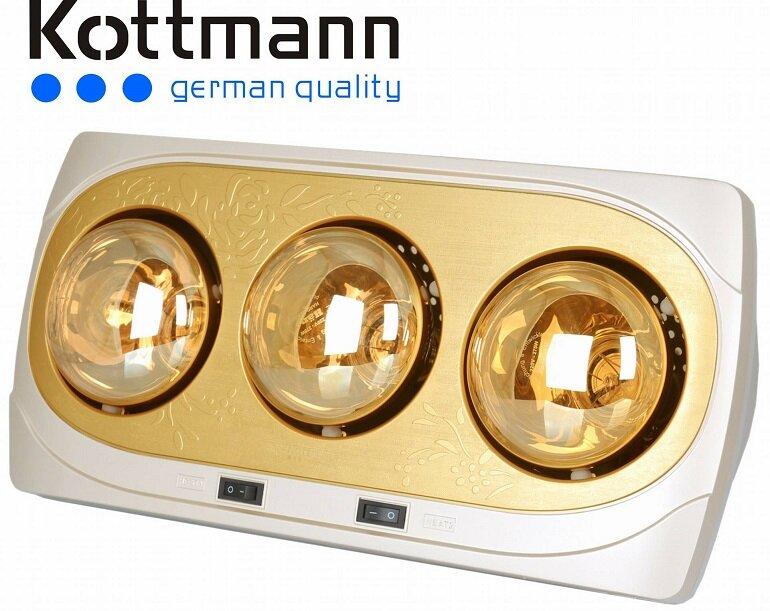 Công nghệ của đèn sưởi kottmann