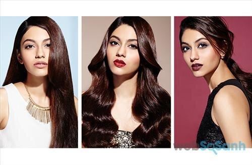 Shiseido Rouge Rouge lên môi mịn như nhung, đầy quyến rũ