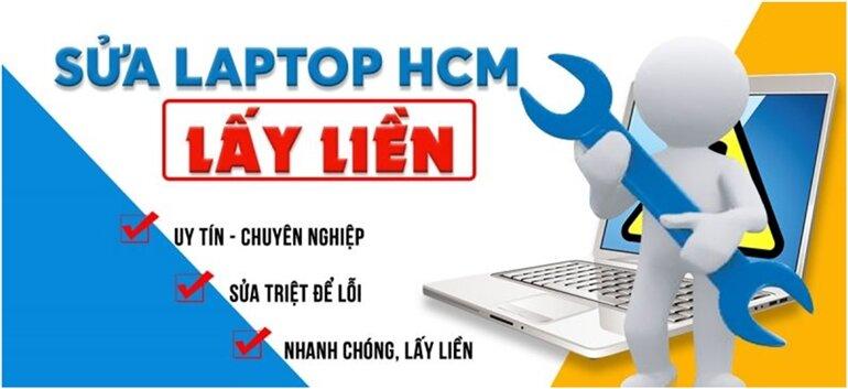 sửa chữa laptop uy tín tại tp hồ chí minh