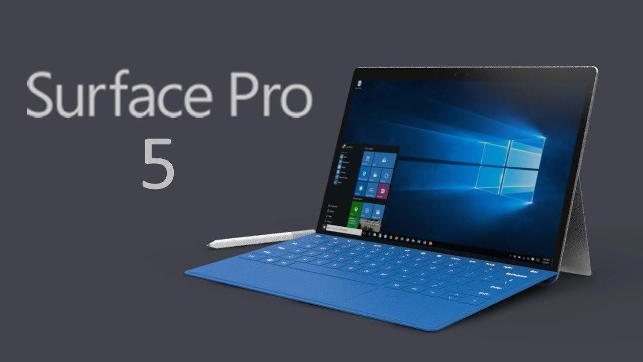 Tuổi thọ pin chính là sự nâng cấp tuyệt vời của sản phẩm Surface Pro 5 (2017)