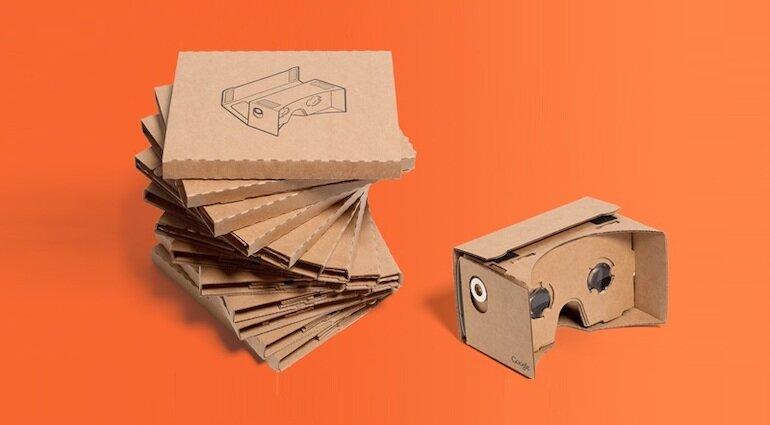 Cách làm kính thực tế ảo giống kính thật