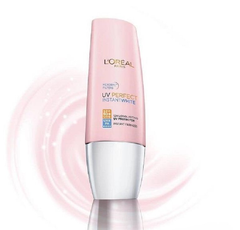 Kem chống nắng Loreal Paris UV Perfect Instant White