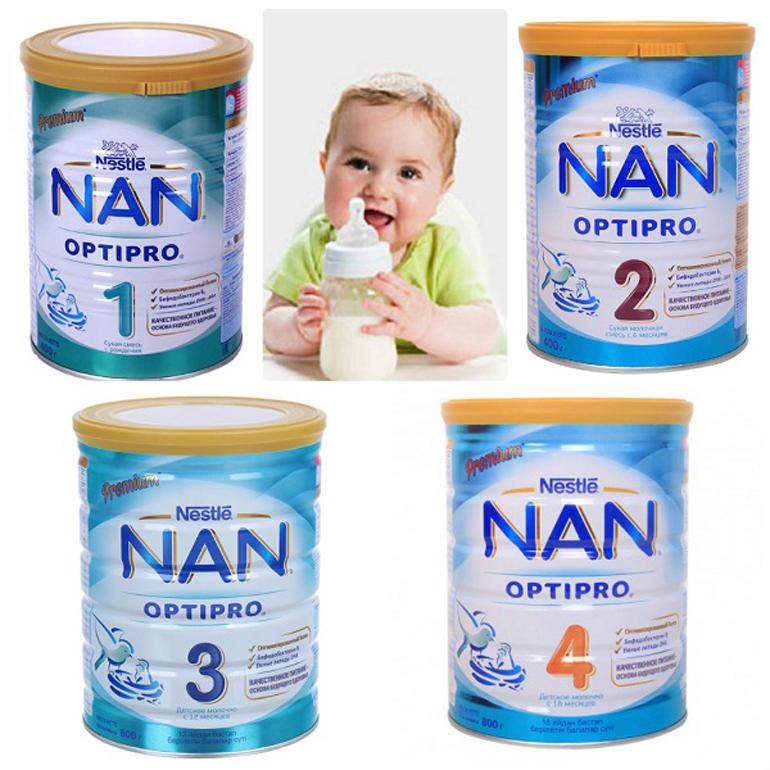 Sữa nan có giúp trẻ tăng cân tốt không?