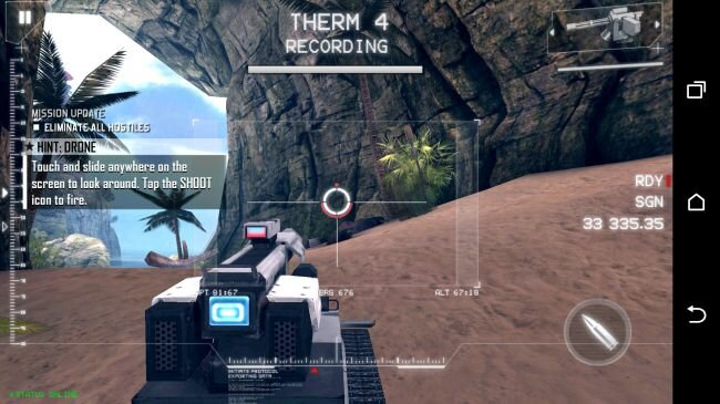 Chơi game 3D. Nguồn Internet
