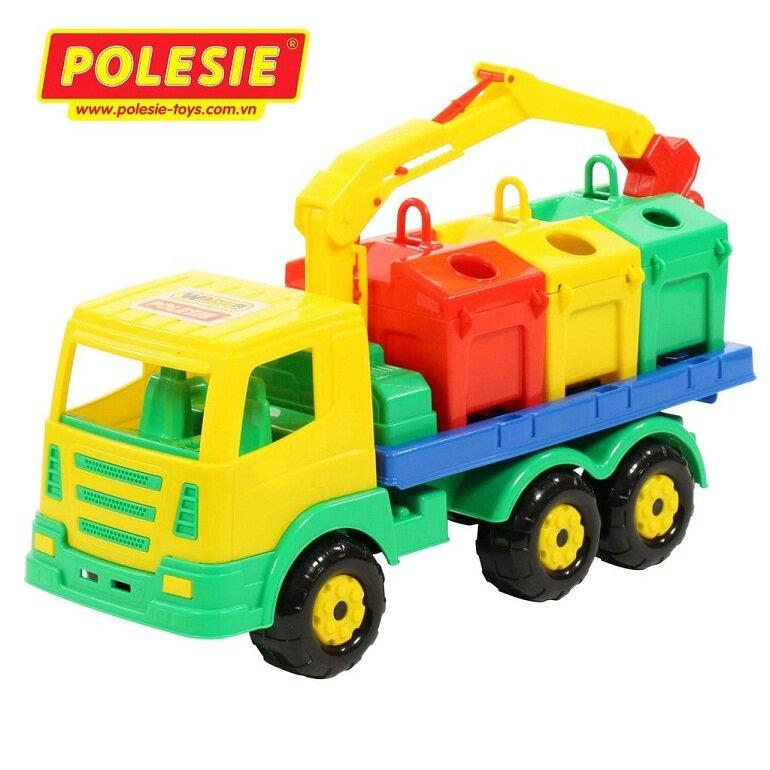 Xe đồ chơi của thương hiệu Polesie Toys