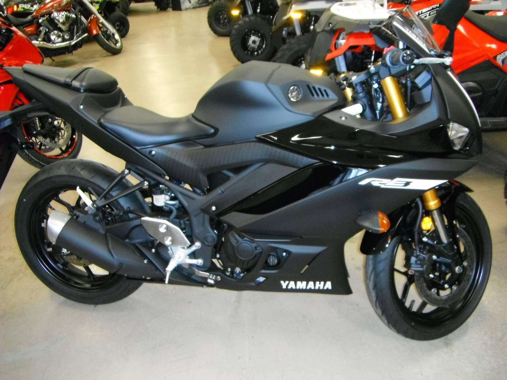 Yamaha R3 được lòng phái mạnh
