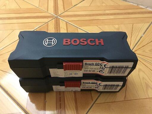 Bosch Go 33 giúp người dùng tiết kiệm thời gian và công sức