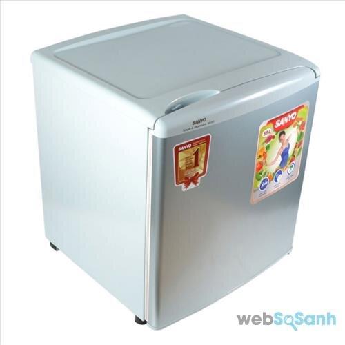 Tủ lạnh mini Aqua 50l AQR - 55AR