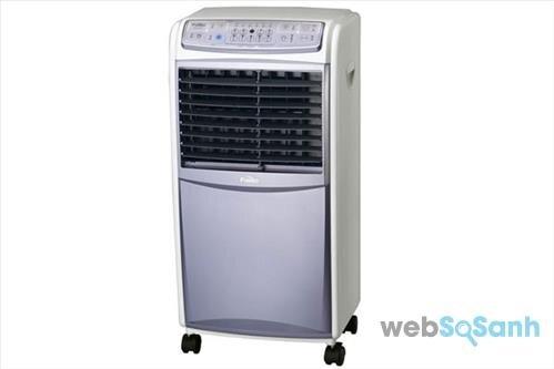 Quạt hơi nước tốt nhất là quạt hơi nước có khả năng làm mát phù hợp với căn phòng của bạn
