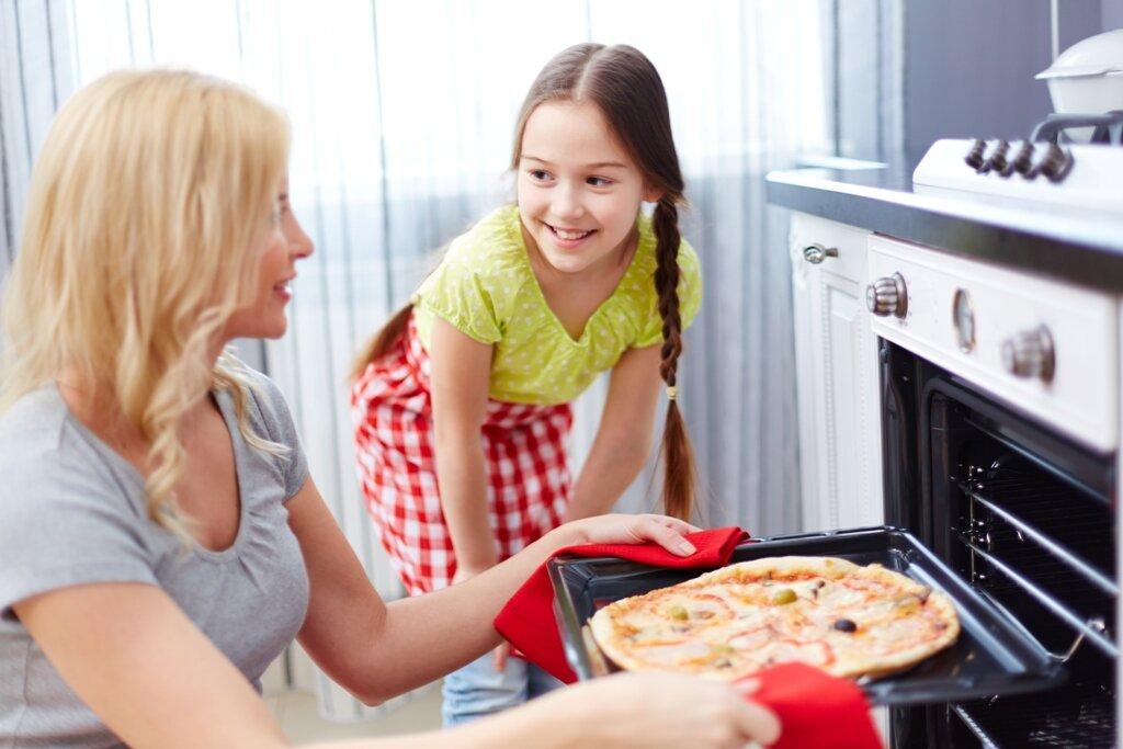 Đặt lò nướng ở nơi thoáng mát để sử dụng hiệu quả hơn