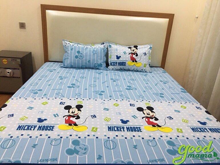 Ga chống thấm Goodmama hình chuột Mickey nhí nhảnh