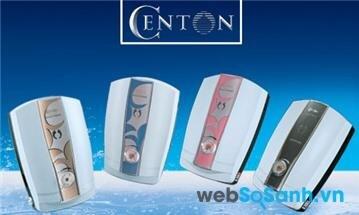 Bình nóng lạnh Centon Generation WH8668EP có mẫu mã đa dạng