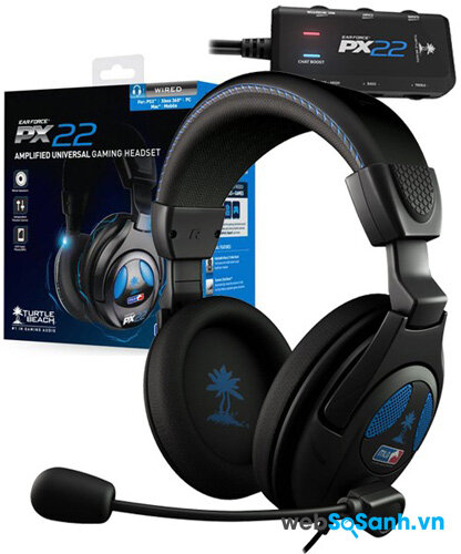Tai nghe Ear Force PX22