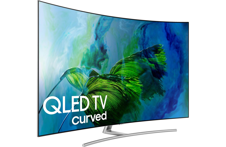 Tùy vào sở thích mà bạn có thể chọn mua Android TV màn hình cong hoặc phẳng.