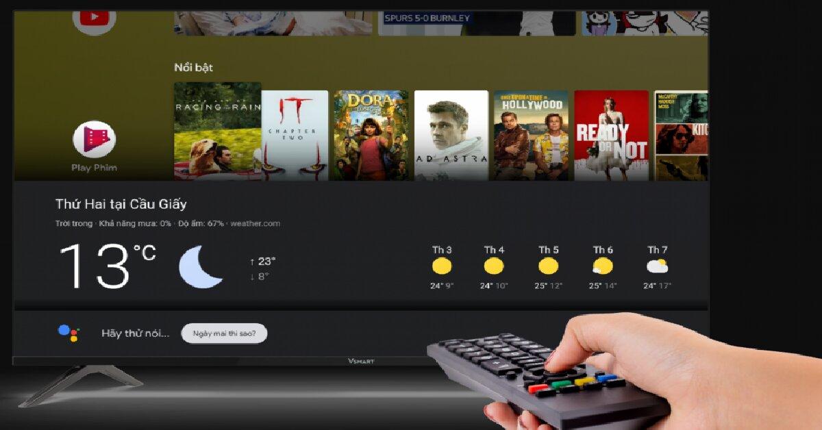 Đánh giá tivi Vsmart 50KD6800 có tốt không? Nên mua không?