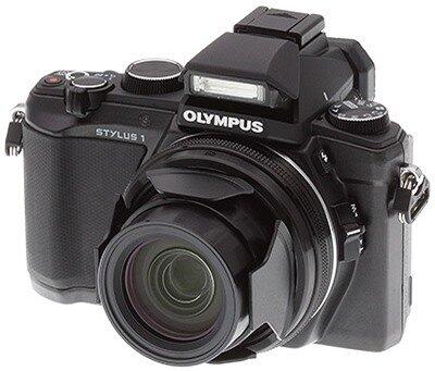 Đánh giá nhanh máy ảnh Olympus Stylus 1