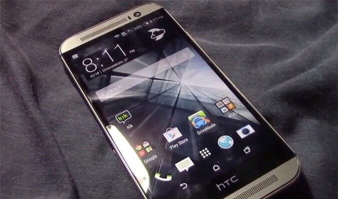 Rumor: All New HTC One (M8) to be launched in early April (before the Galaxy S5)
